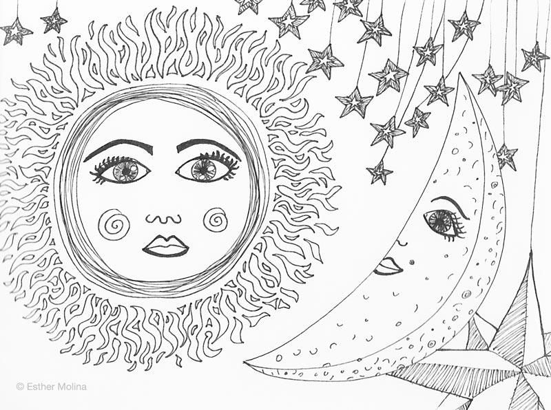 esther molina sol i lluna
